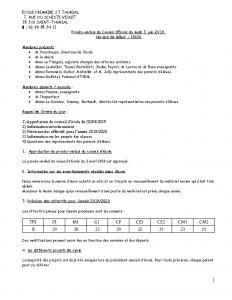 PV conseil d'école 03 06 2019