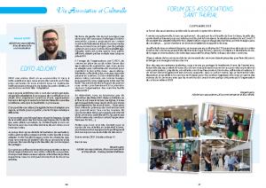 Partie 3 Vie culturelle et associative