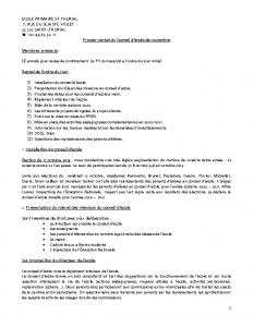 PV Conseil d'école 03 11 2020